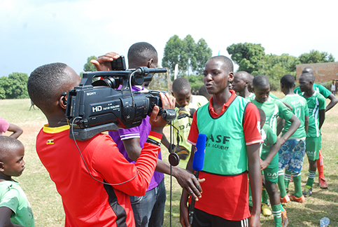 SSUUBI SOCCER ACADEMY RETURNS HOLIDAY PROGRAMME