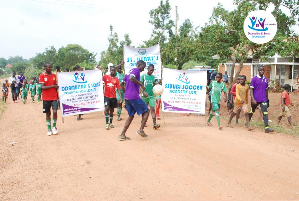 STARTING AND SUSTAINING AN NGO IN UGANDA