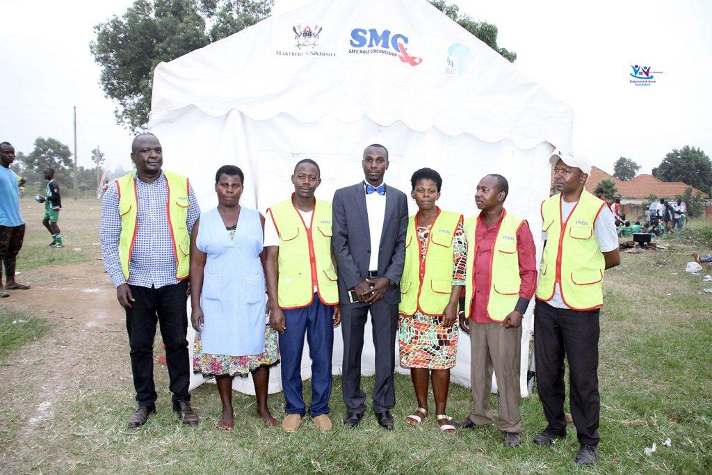 NGO WITH EXPERTS IN UGANDA