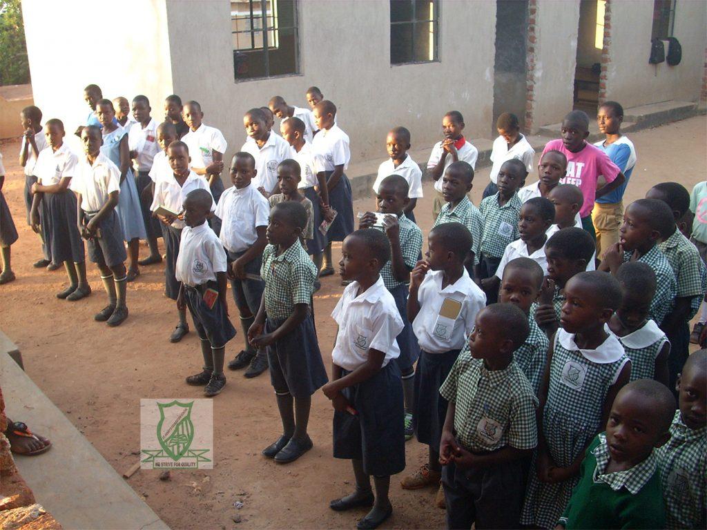 HELP EDUCATE THE NEEDY CHILDREN AT DASF