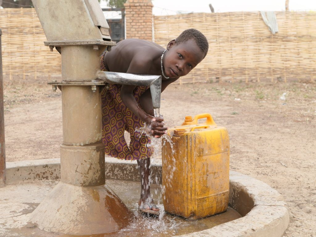 PARTNER WITH DASF ON WASH (Water, Sanitation & Hygiene) TO CONTROL COVID-19