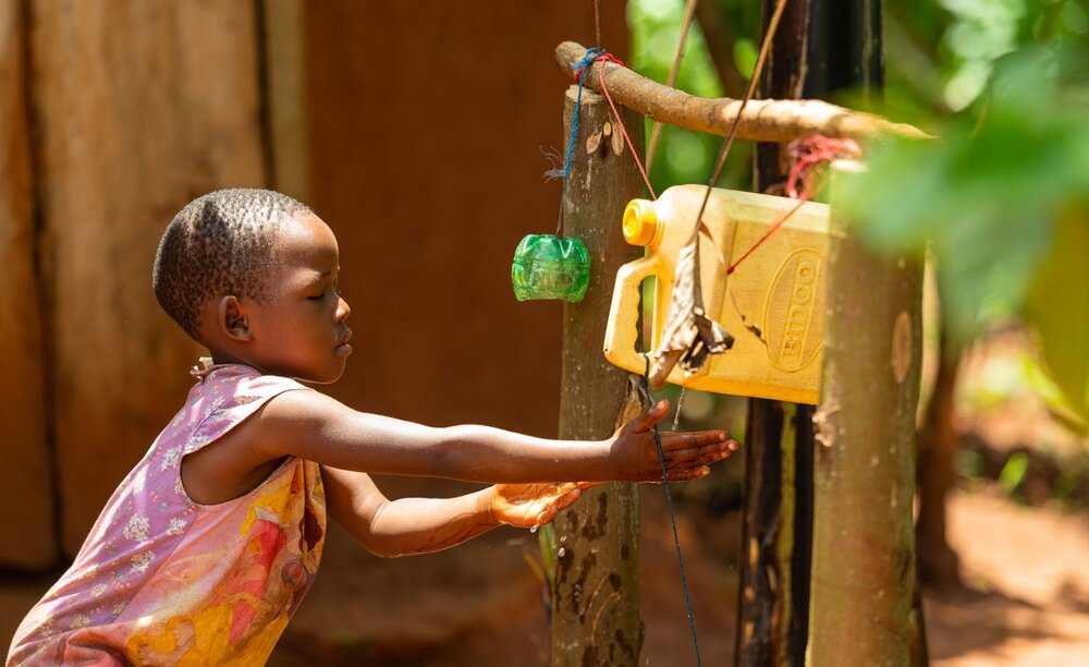 PARTNER WITH DASF TO END WATER PROBLEMS IN RURAL AREAS OF UGANDA THROUGH OUR WASH PROJECT
