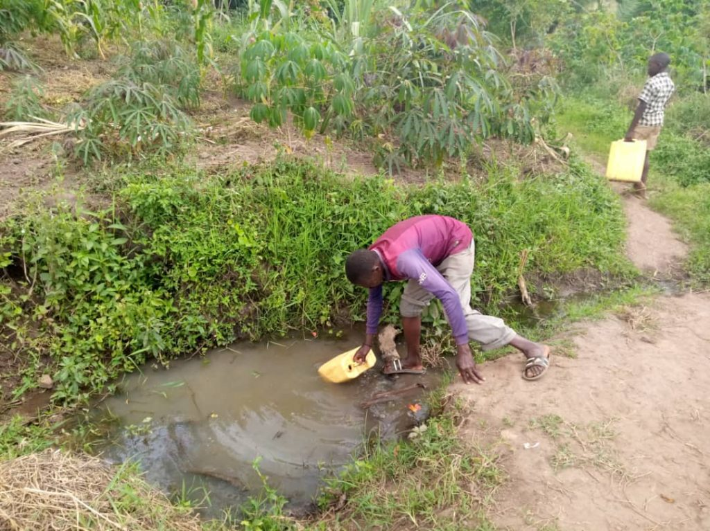 SUPPORT DASF AS WE WORK TO PROVIDE CLEAN WATER FOR THE LESS PRIVILEGED PEOPLE